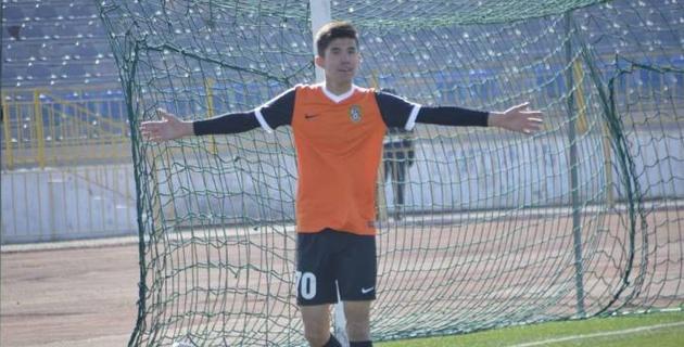 Полузащитник молодежной сборной Казахстана близок к переходу в европейский клуб