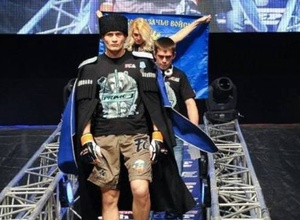 Казахстанский боец проведет бой-реванш на турнире АСА