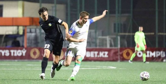 Экс-футболист сборной Казахстана может перейти в состав дебютанта еврокубков
