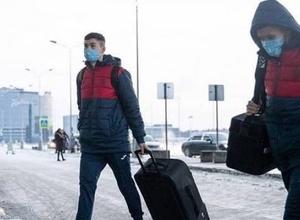 Зайнутдинов отправился с ЦСКА на зимний сбор в Испанию