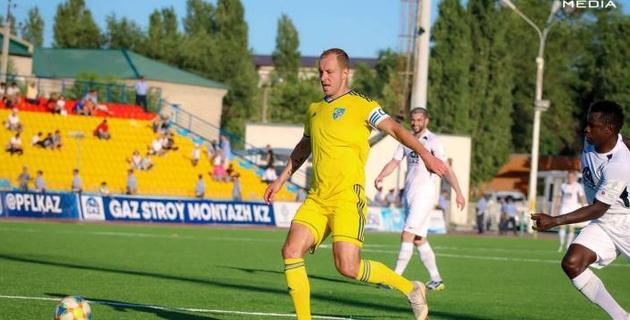 Клуб КПЛ отцепил всех белорусских футболистов