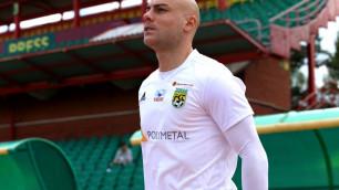 Лучший игрок Грузии и почти участник Евро-2020. Как Джаба Канкава выступал в Казахстане