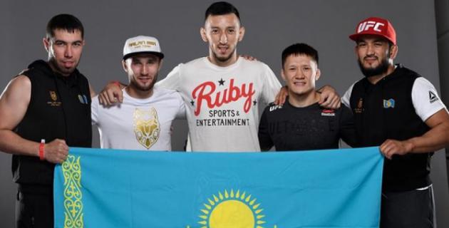 Чемпион, казахстанцы и целая группа проспектов, или чьи интересы в UFC представляет менеджер Абдрахманов