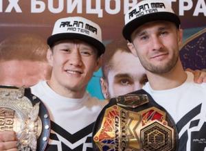 Место в топ-15? Что даст возможная победа Морозову и Жумагулову в UFC