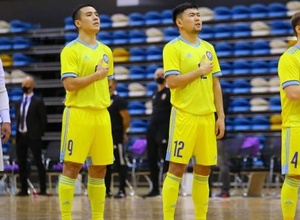 Сборная Казахстана по футзалу огласила состав на второй матч отбора на Евро-2022
