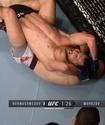 Казахстанец Сергей Морозов потерпел поражение от брата Хабиба в дебютном бою в UFC