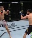Опубликованы судейские записки боя Сергей Морозов - Умар Нурмагомедов в дебюте на UFC