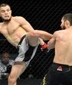 UFC опубликовал статистику боя Cергей Морозов - Умар Нурмагомедов