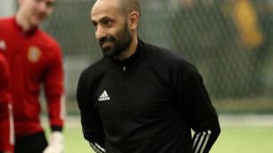 Участник еврокубков от Казахстана представил нового главного тренера