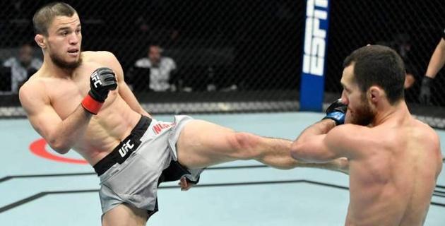 Не опять, а снова. Как UFC устраивает жесткие проверки казахстанским бойцам