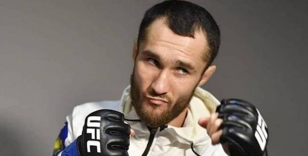 Назван позитивный момент в дебютном бою Сергея Морозова в UFC