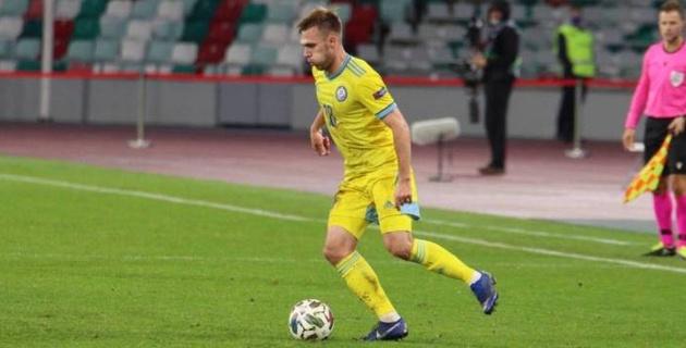 Футболист сборной Казахстана принял решение о своем будущем