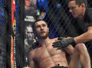 Стало известно, сколько заработал казахстанец Морозов за дебютный бой в UFC