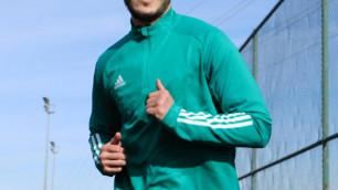 Экс-капитан молодежной сборной вернулся к тренировкам спустя 1,5 года после аварии и травмы позвоночника