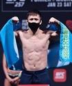 Жалгас Жумагулов сделал заявление перед вторым боем в UFC