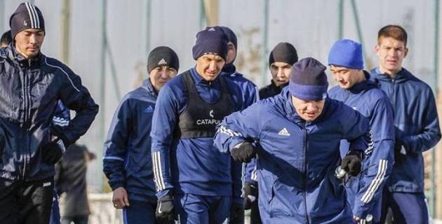"""""""Ордабасы"""" анонсировал начало подготовки к сезону с новым тренером. Опубликован состав"""