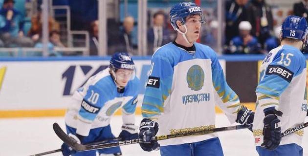 Сборная Казахстана по хоккею сыграет в новом международном турнире