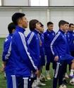 Кандидаты в молодежную сборную Казахстана по футболу прибыли на просмотр