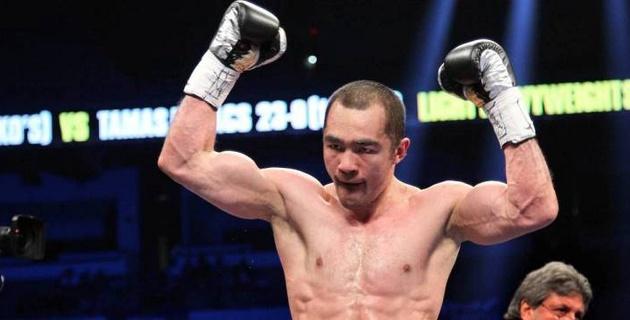 Бейбут Шуменов снялся с боя за титул чемпиона мира