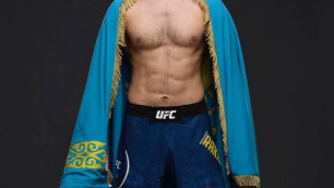 """""""Путь был долгим, но..."""". Казахстанскому бойцу предрекли взлет в UFC"""