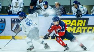 Кубок Казахстана по хоккею пройдет в обновленном формате