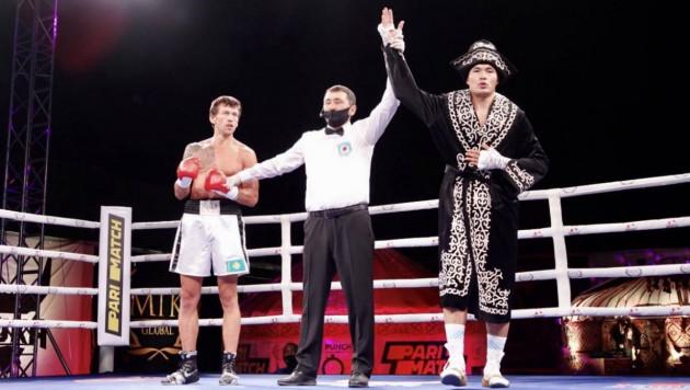 Капитан сборной по боксу назвал сроки своего третьего боя в профи
