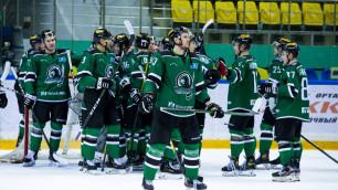 Клуб чемпионата Казахстана может уйти в ВХЛ из-за дисквалификации и протеста против судейства