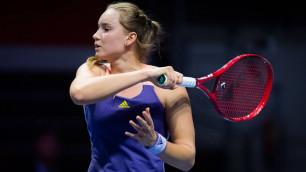 "Дияс заболела, а Рыбакина и Путинцева сыграют на турнире среди ""невезучих"". О ситуации за неделю до Australian Open"