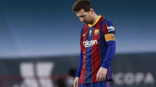 """""""Барселона"""" задолжала Месси 63,5 миллиона евро"""