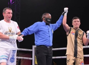 Определились пары вечера профи-бокса в Алматы с главным боем капитана сборной Казахстана по боксу
