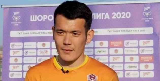 Казахстанский футболист заинтересовал два зарубежных клуба