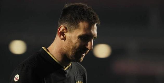 """""""Барселона"""" придумала способ убедить Месси остаться"""