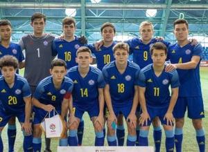 Сборная Казахстана забила пять безответных голов и стала второй на Кубке Развития