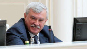 Полтавченко официально возглавил Петербург