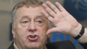 Прохоров выпросил у Жириновского дешевые часы