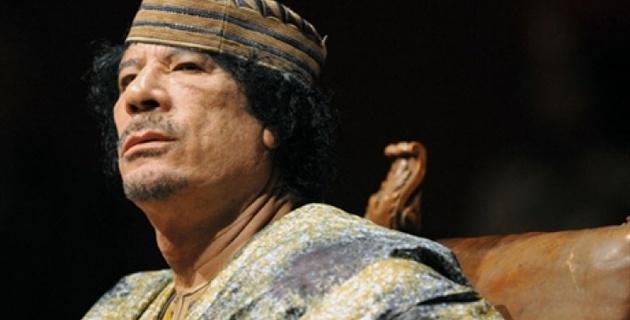 Представители Каддафи пытались закупить оружие у Китая