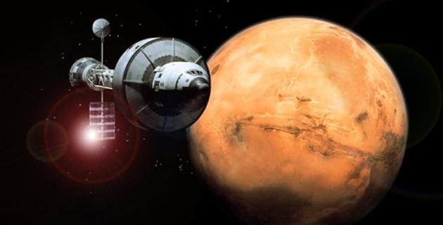 Путешествие на Марс резко состарит космонавтов