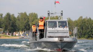 Под Иркутском пропал катер с восемью пассажирами
