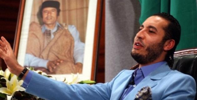 В Нигере военный патруль перехватил автоколонну с сыном Каддафи