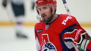 Выживший в катастрофе Як-42 хоккеист Галимов скончался