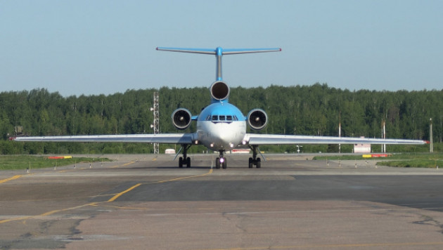 Эксплуатируемые в Казахстане Як-42 признаны пригодными к полетам