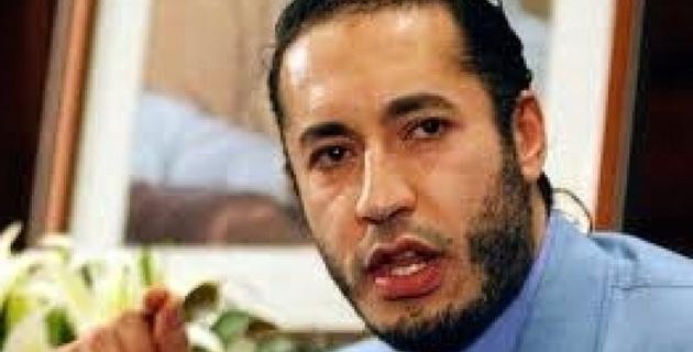Сыну Каддафи Саади предоставили убежище в Нигере