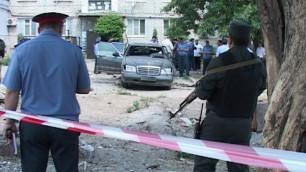 Полиция выявила подозреваемых в махачкалинском теракте