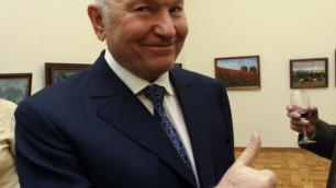 Лужков справил 75-летие на австрийском курорте
