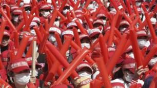 Сеульские проститутки устроили митинг в защиту своих прав