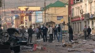 По факту теракта в Махачкале задержан офицер Минобороны РФ