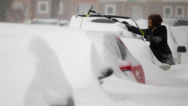 Россию ожидает суровая зима