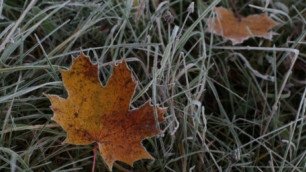 В восьми областях Казахстана ожидается резкое похолодание