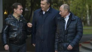 Янукович уговорил Медведева и Путина на создание газового консорциума с ЕС