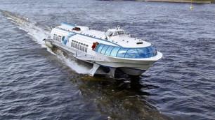 На Амуре пассажирский теплоход столкнулся с лодкой